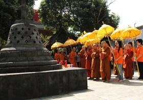 Primeira Ordenação de Monjas Theravada na Indonésia, Após Mil Anos