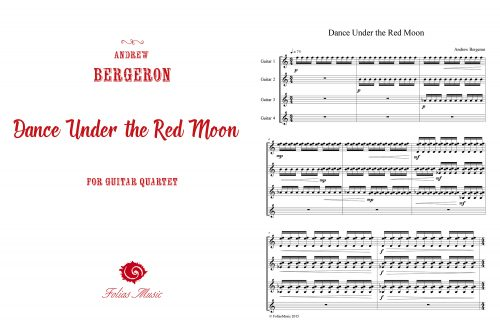 Dance Under the Red Moon