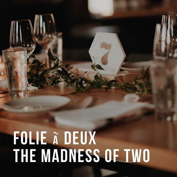 Folie à Deux Events interview on the Avowed Podcast, a new wedding podcast with Jasmine Lilly.