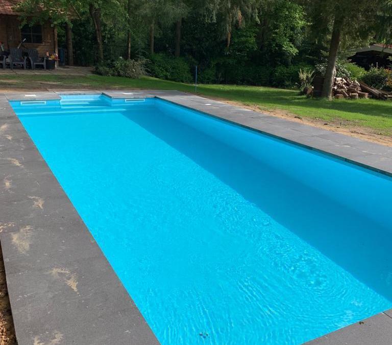 Uw zwembad weer opstarten in het voorjaar.