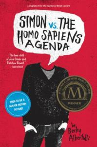 Cover of the book Simon vs. the Homo Sapiens Agenda