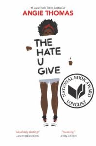 Cover of the book The Hate U Give
