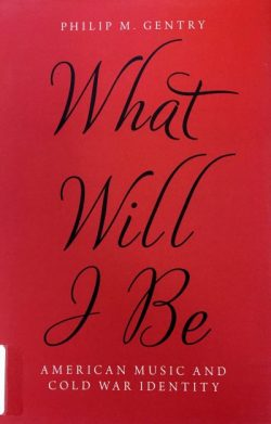Picture of the book What Will I Be.