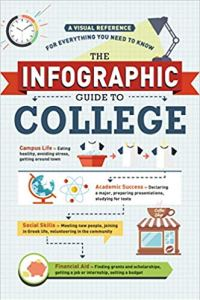 Cover of the book The Infographic Guide to College