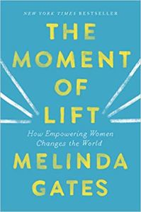 Cover of the book the Moment of Lift.
