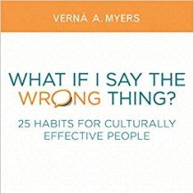 Cover of the book What if I Say the Wrong Thing?
