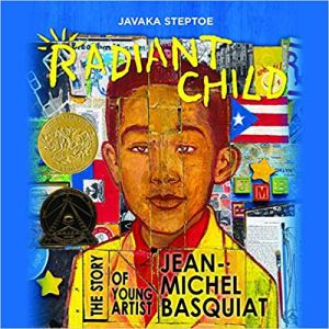 Cover of the Book Radiant Child