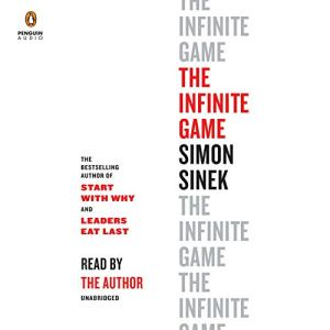 Cover of the book Infinite Game.