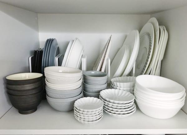北欧ブランド×プチプラ食器が並ぶ食器棚5