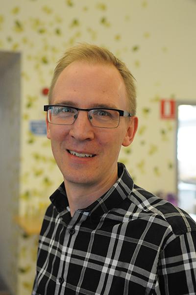Marcus Svedman