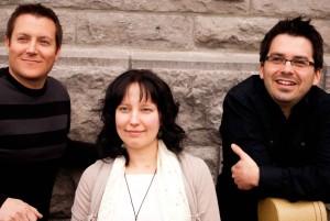 BARDEFOU Un sympathique trio Canadien