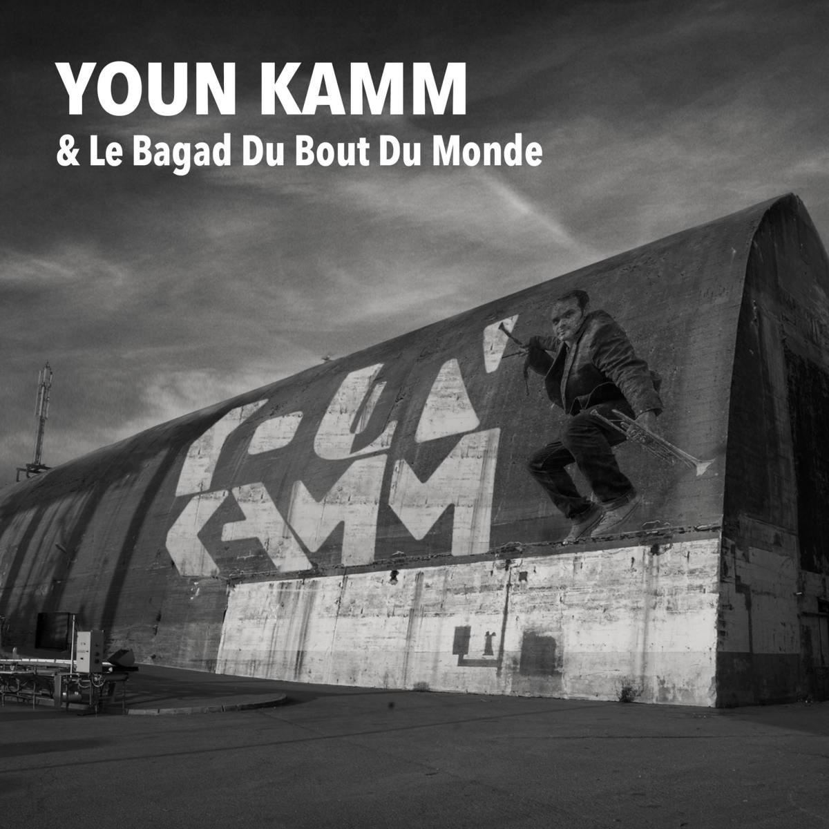 """Découvrez """"Ar Vosenn"""", un extrait surprenant et saisissant du futur album de Youn Kamm & Le bagad Du bout Du Monde"""