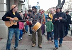 Musical Mayhem Parade