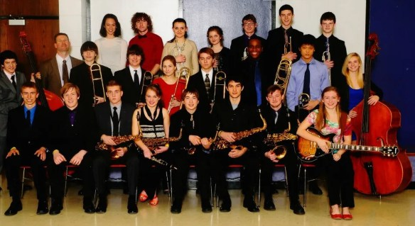 Central High School Jazz Ensemble