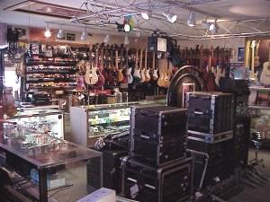 Pawn Shop Music Room