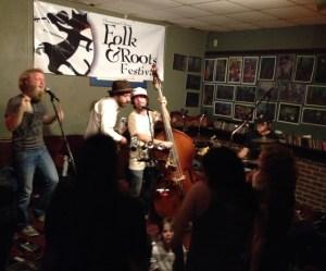 Bones, Jugs, & Harmony at 2013 festival