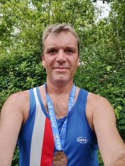 Tony Scott at Tenterden 10k