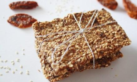 Lavkarbo knekkebrød er et sunnere alternativ