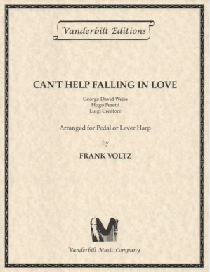 Cant Help Falling In Love arr Frank Voltz