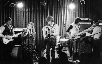 Fairport Convention Rising For The Moon Band Mono