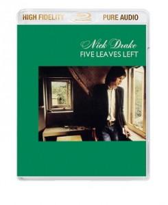 Nick Drake 5 leaves left