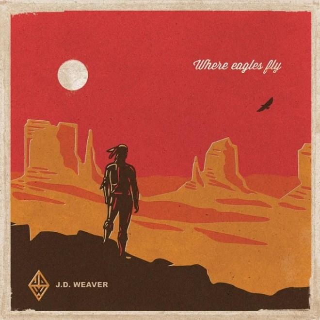 JD Weaver makes recording debut