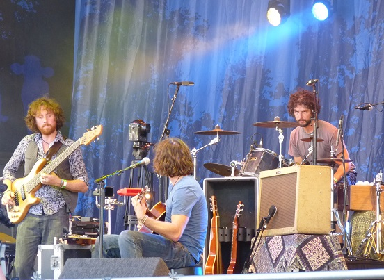 Willie & The Bandits Cropredy16
