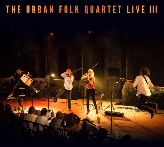 Urban Folk Quartet Live III