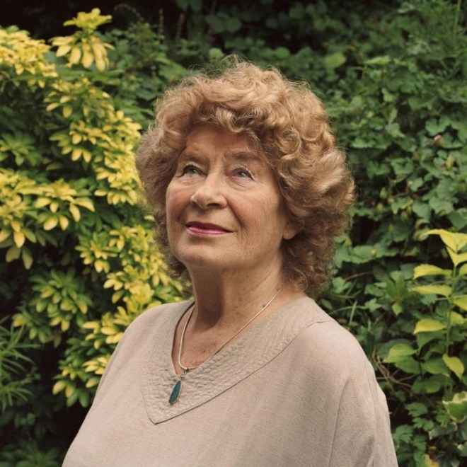 Shirley Collins at Cambridge Folk Festival