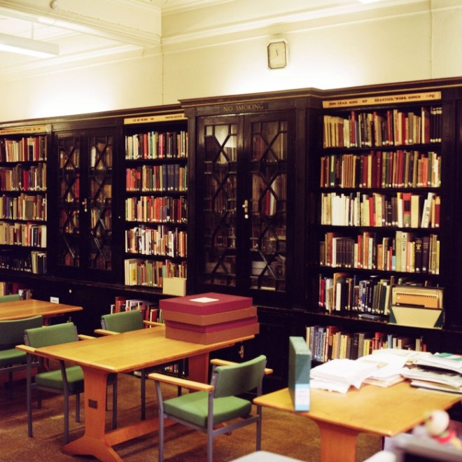 Vaughan Williams Memorial Library