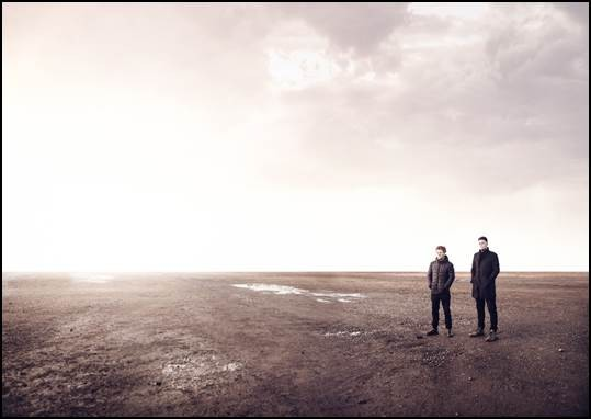 Greg Russell & Ciaran Algar
