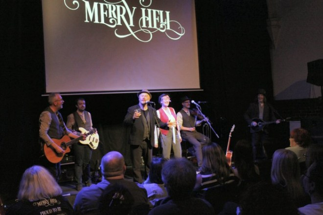 Merry Hell Acoustic