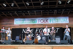 TRADDarrr at New Forest Folk Festival 2018