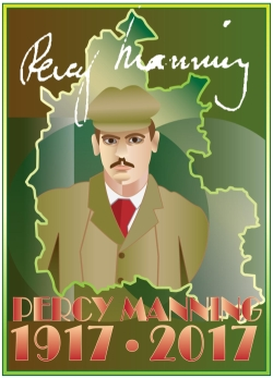 Percy Manning centenary 1917-2017