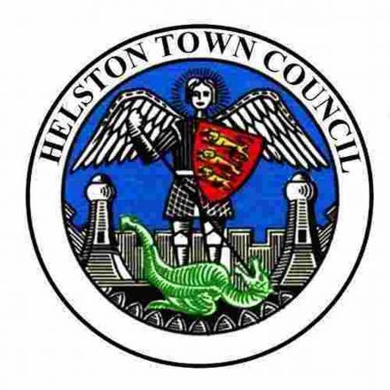 Helston Town Emblem