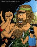 The Wrath of Polyphemus ©David Kent
