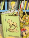 The Trojan Horse © David Kent