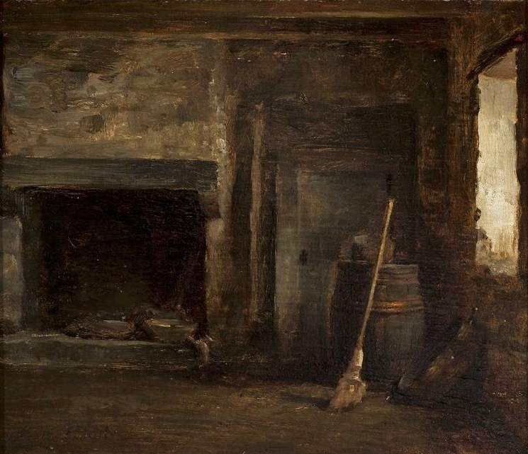 Interior with a barrel, Cyprian Kamil Norwid https://commons.wikimedia.org/wiki/File:Norwid_Interior_with_a_barrel.jpg?uselang=en-gb#/media/File:Norwid_Interior_with_a_barrel.jpg