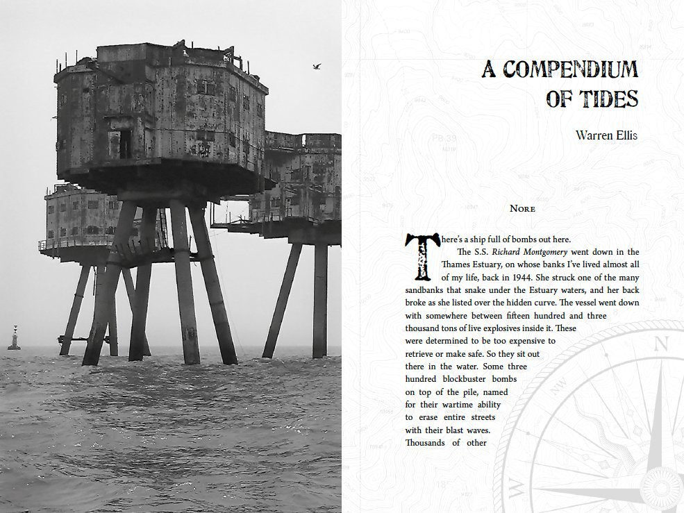 A Compendium of Tides © Warren Ellis