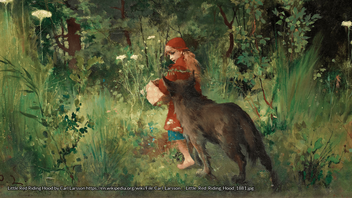 50 Shades of Red: Sexuality and Loss of Innocence in Little Red Riding Hood