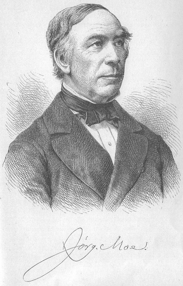 Portrait of Jørgen Moe