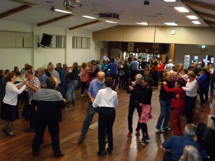 Celtic Music Club of SA Inc. Bush Dance