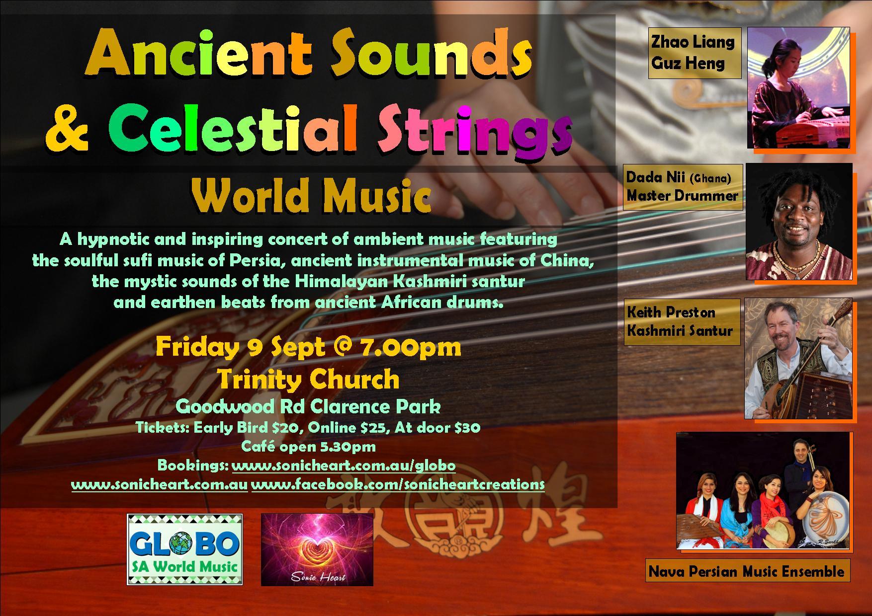 Ancient Sounds & Celestial Strings