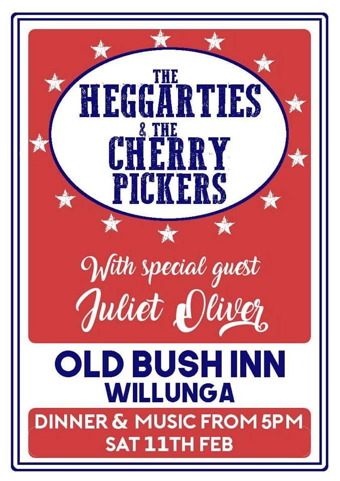 The Heggarties & The Cherry Pickers