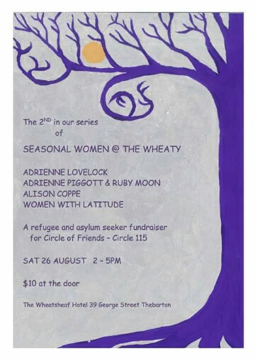 Seasonal Women @ The Wheaty