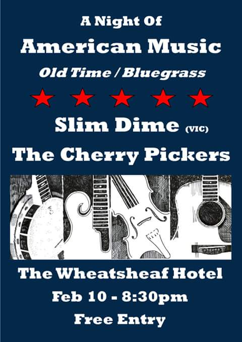 Slim Dime & The Cherry Pickers