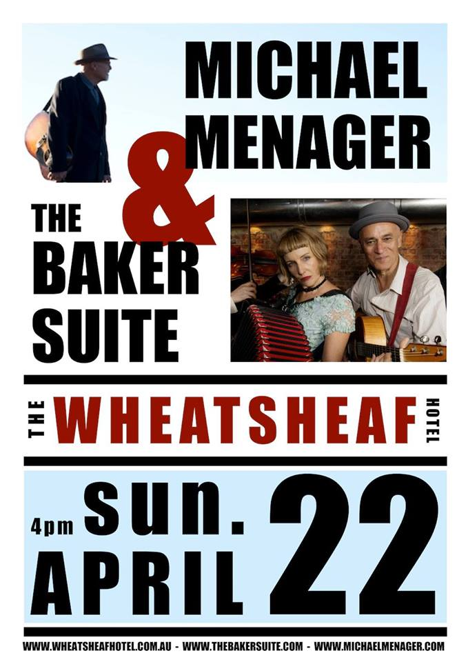 Michael Menager & The Baker Suite