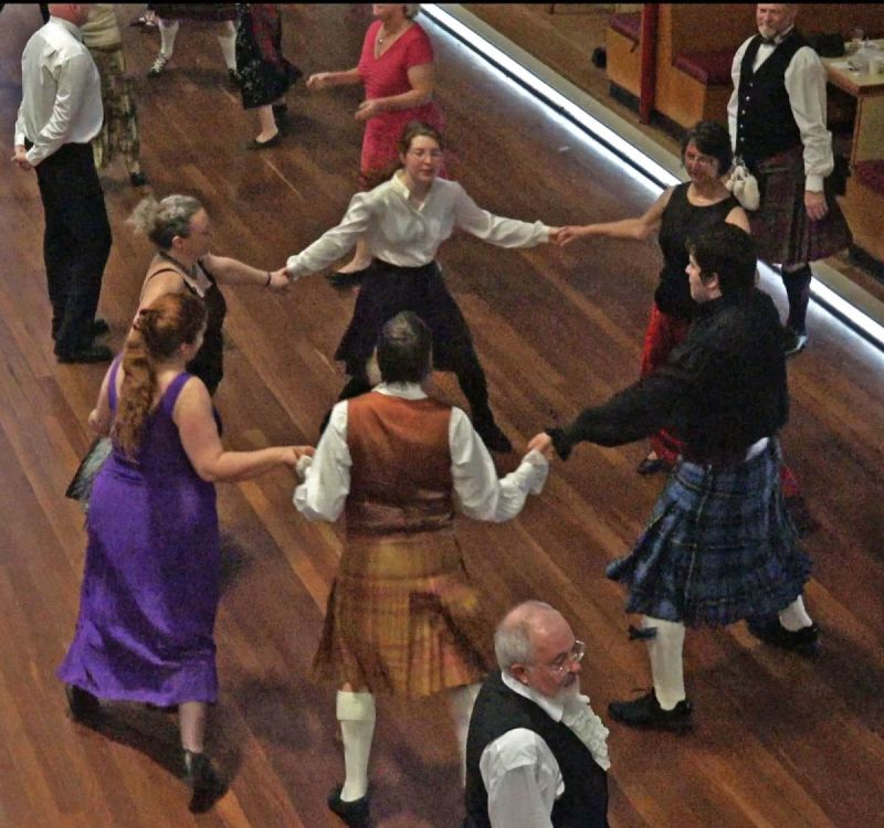 Adelaide Scottish Ball