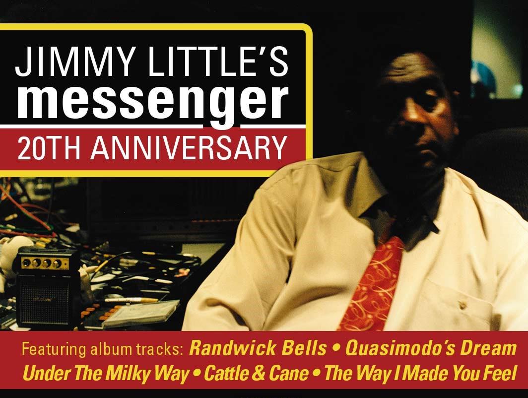 Jimmy Little's Messenger 20th Anniversary