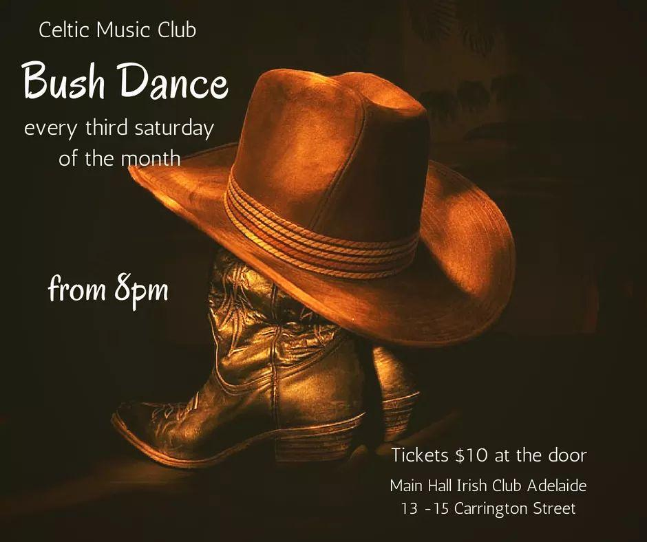 Bushdance – Celtic Club